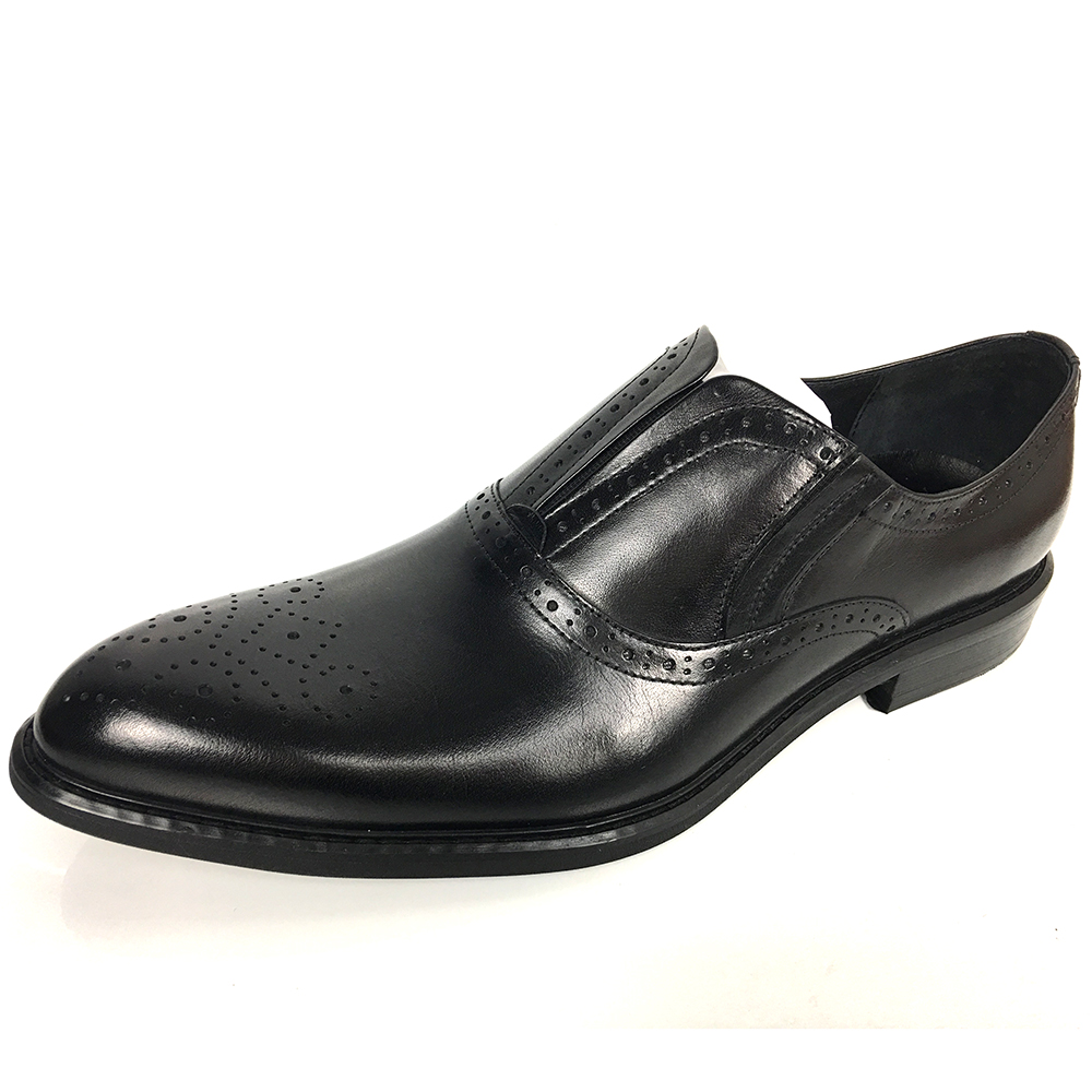 comfortable breathable lightweight dress shoes BLUE loafer oem shoes