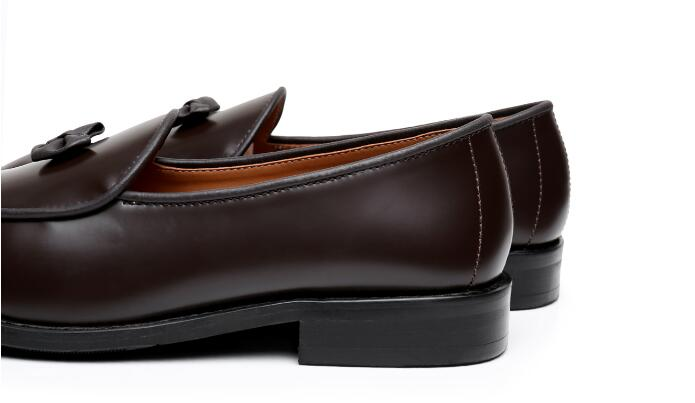 Belgian Shoes Classic Henri shoe Claf leather