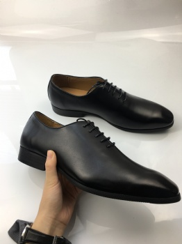 Whole Cut Gentleman Oxford Shoes