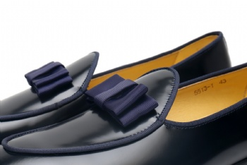 Melamed Loafers , Slip On Party Dress Shoes